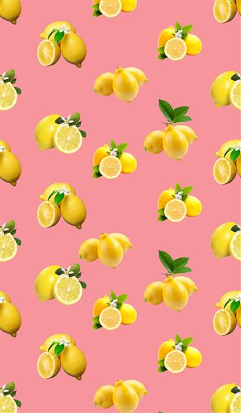 柠檬 水果 清新